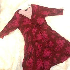 NWT Torrid Floral Dress - Size 1
